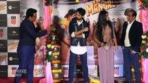 Bhojpuri Actor Ravi Kishan Masti WIth His Daughter Reva Kishan AT Sab Kushal Mangal Trailer Launch