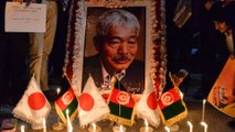 Vigil in Afghanistan for Japanese hero doctor killed in attack on NGO convoy