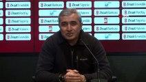 Erzincanspor Teknik Direktörü Mustafa Sarıgül:  Beşiktaş'a Karşı Oynamak Zevkli Bir Durum