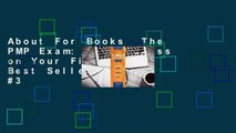 About For Books  The PMP Exam: How to Pass on Your First Try  Best Sellers Rank : #3