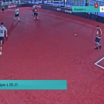 But de Equipe 1 (8-7)