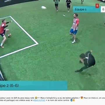 But de Equipe 2 (6-6)