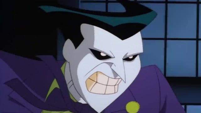 Batman Only Me Great Joker