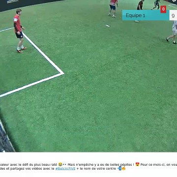 But de Equipe 1 (10-11)