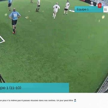 But de Equipe 1 (11-10)