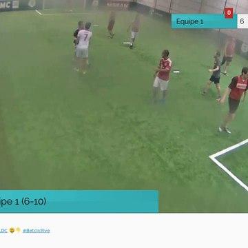 But de Equipe 1 (6-10)