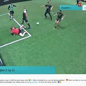 But de Equipe 2 (4-1)