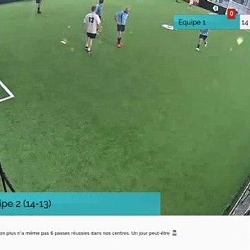 But de Equipe 2 (14-13)