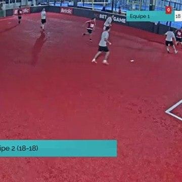 But de Equipe 2 (18-18)