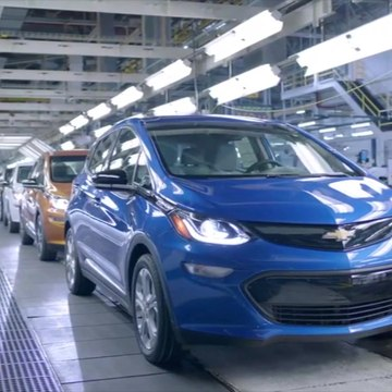 Making of Chevrolet Bolt EV