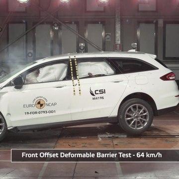 Ford Mondeo - Crash & Safety Tests 2019