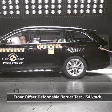 Škoda Octavia - Crash & Safety Tests 2019