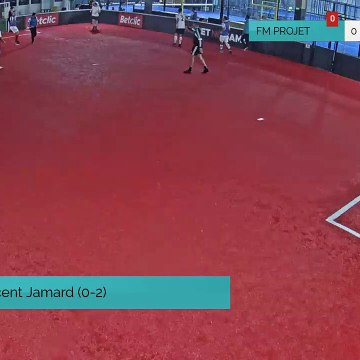 But de Vincent Jamard (0-2)