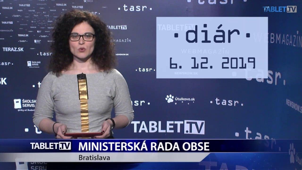 DIÁR: V Bratislave pokračuje zasadnutie ministerskej rady OBSE