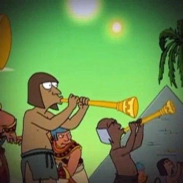 Futurama S04E07 A Pharaoh To Remember