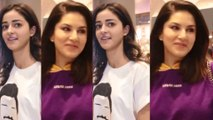 Spotted Ananya Panday and Sunny Leone at the Airport