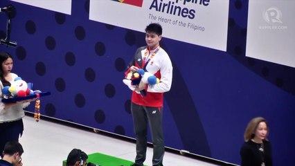 Joseph Schooling targets Olympics return in SEA Games 2019