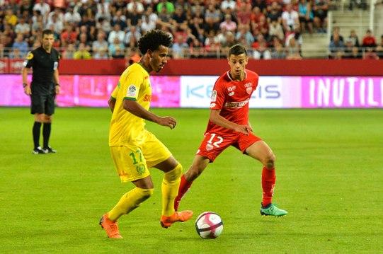 FC Nantes - Dijon : le bilan des confrontations à La Beaujoire