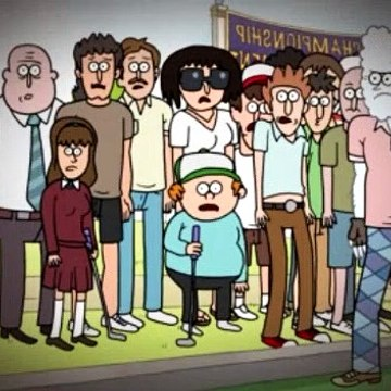 Regular Show S06E03 Daddy Issues
