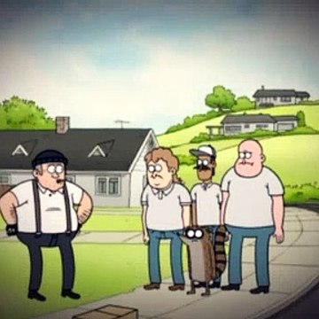 Regular Show S06E07 Lift With Your Back