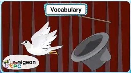 สื่อการเรียนการสอน คำศัพท์ภาษาอังกฤษ   นก และแมลง ป.2 ภาษาอังกฤษ