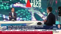 Flavien Hello (R-Pur): R-Pur, spécialiste des masques anti-pollution high-tech, lève 2,5 millions d'euros - 05/12