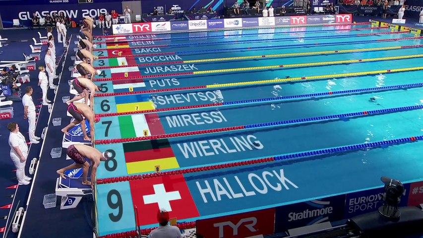 20th LEN European Short Course Swimming Championships - GLASGOW 2019 (6)