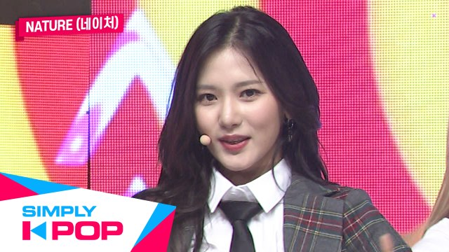 [Simply K-Pop] NATURE(네이처) - Bing Bing(빙빙) - Ep.391