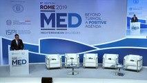 Di Maio - Discorso di apertura del #Med2019 - Mediterranean Dialogues (06.12.19)