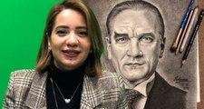 İranlı mimar, Atatürk sevgisini resimlerine yansıtıyor