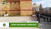 Aykut Kocaman'a yoğun ilgi