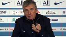 "Football - Ligue 1 - Christian Gourcuff : ""On n'a pas été ridicule"""