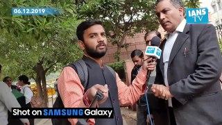 Nirbhaya's Counsel AP Singh on Hyderabad encounter