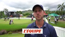 Robin Sciot-Siegrist prend ses marques - Golf - Tour européen