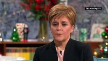 Nicola Sturgeon on possible support for Labour