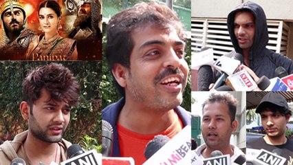 Panipat Public Review : Arjun Kapoor, Sanjay Dutt & Kriti Sanon get remakes from Public   FilmiBeat