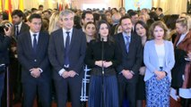 Arrimadas señala como Sánchez negocia con los anticonstitucionalistas