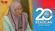 Sidang media Pengerusi Lembaga Penasihat PKR