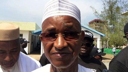 Cellou Dalein sur louverture dun dialogue politique en GUinée