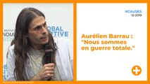 """Aurélien Barrau : """"Nous sommes en guerre totale."""""""