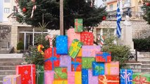 Την Κυριακή 8 Δεκεμβρίου το άναμμα του χρσιτουγεννιάτικου δέντρου στο Καρπενήσι με τους «Otherview»