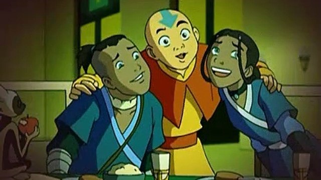 Avatar The Last Airbender S01E05 The King of Omashu