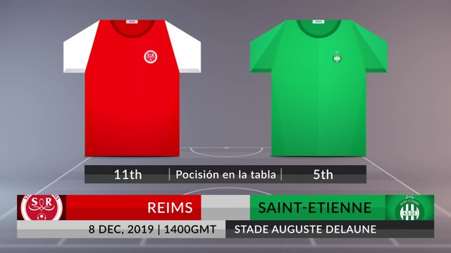 Match Preview: Reims vs Saint-Etienne on 08/12/2019