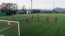 Match U13 ASP - SEYNOD 2  30/11/19 - But de Thibault
