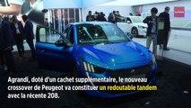 Peugeot 2008 : l'étoffe des zéros en plus