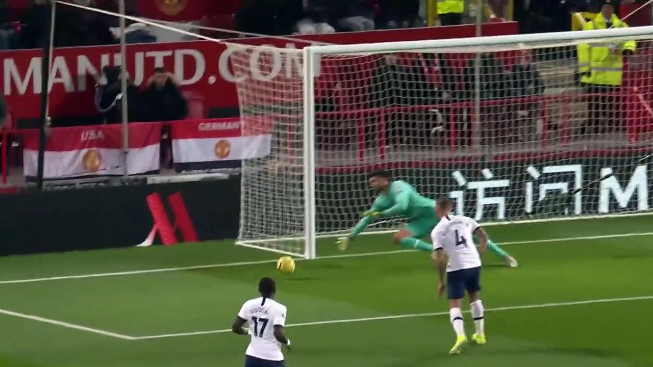 Manchester United - Tottenham (2-1) - Maç Özeti - Premier League 2019/20