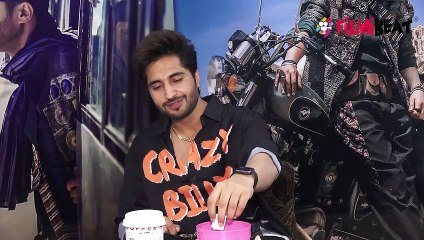 Jassie Gill's fun with Fishbowl game;Watch video | FilmiBeat
