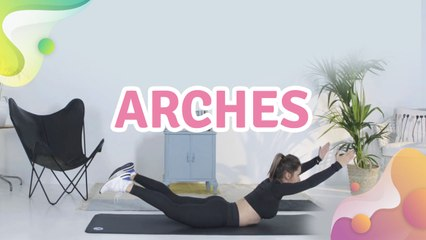 Arches - Step to Health