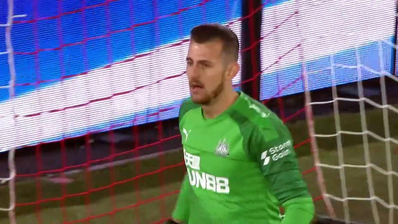 Sheffield United - Newcastle United (0-2) - Maç Özeti - Premier League 2019/20