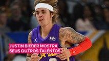 Conheça o lado esportista de Justin Bieber